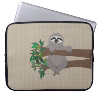 Sloth Computer Sleeve