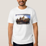 Sloth crossing the Delaware T Shirt