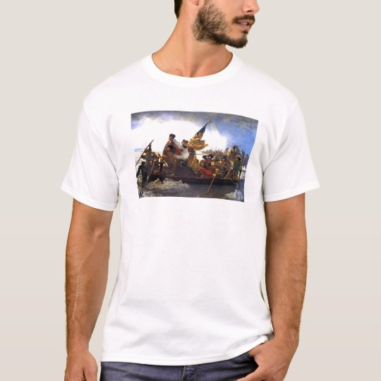 Sloth crossing the Delaware T-Shirt