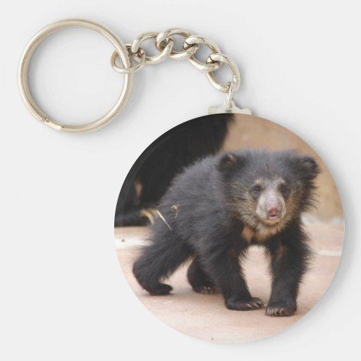 sloth-cub10x10 keychain