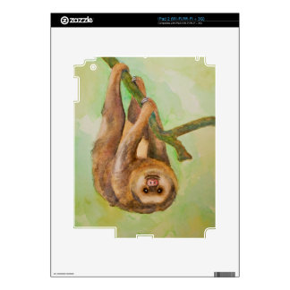 Sloth Decals For The iPad 2