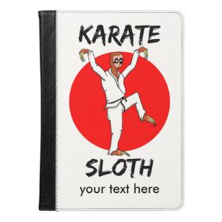 Sloth Doing Karate Humorous Martial Arts