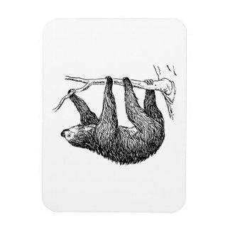Sloth Flexible Magnets