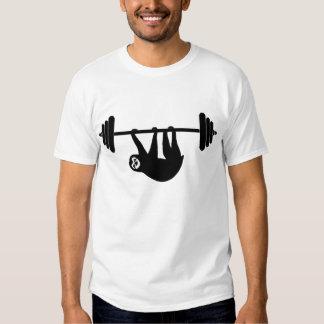 Sloth Gym tee