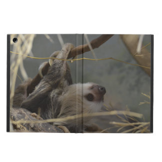 Sloth Hanging from a Branch Cover For iPad Air