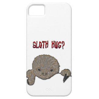 Sloth Hug Baby Sloth iPhone 5 Cases