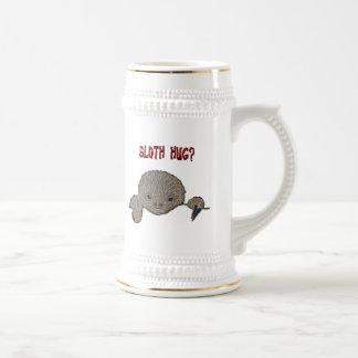 Sloth Hug Baby Sloth Mug