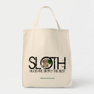 Sloth hug bags
