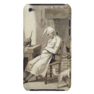 Sloth in the Kitchen, from a series of s depi iPod Touch Case
