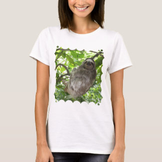 Sloth in Tree T-Shirt
