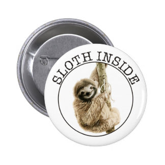 Sloth Inside Button