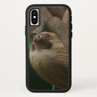 Sloth iPhone X Case