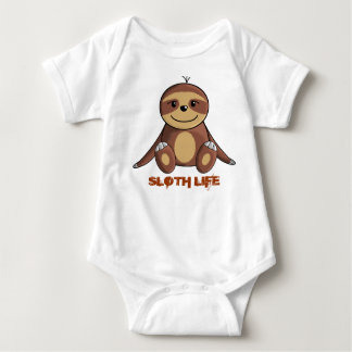 Sloth Life Infant Creeper