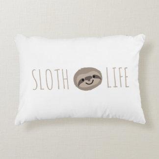 Sloth Life Pillow