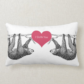 Sloth = Love Pillow