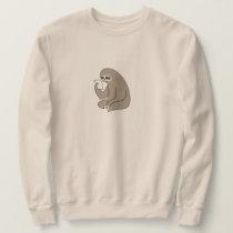 Sloth Men's Basic Sweatshirt