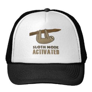Sloth Mode Trucker Hat
