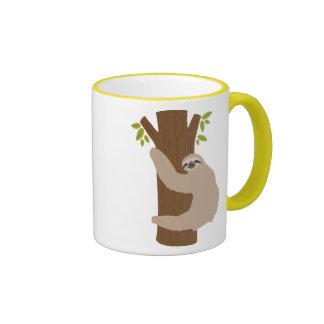 Sloth Ringer Coffee Mug