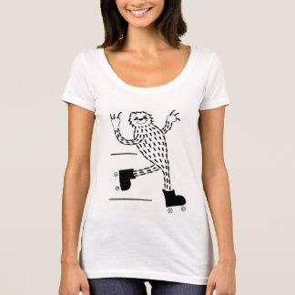 Sloth on Roller Skates T-Shirt
