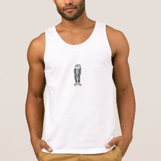 Sloth on Roller Skates Tank Top
