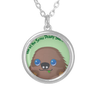 Sloth - One of the seven deadly sins Pendants