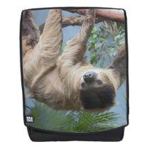 Sloth Photo Backpack