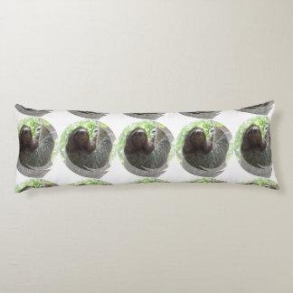 Sloth Photo Design Body Pillow