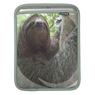 Sloth Photo Design iPad Sleeve