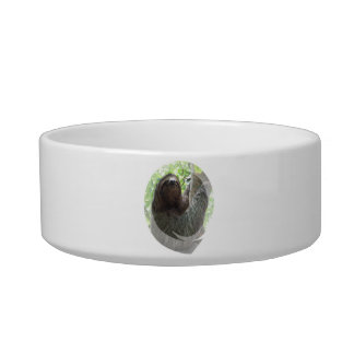 Sloth Photo Design Pet Bowl
