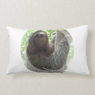 Sloth Photo Design Pillow