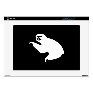 Sloth Pictogram Latop Skin Laptop Decals