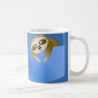 Sloth Pocket Pal Mug