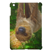Sloth Rainforest Gifts iPad Mini Case