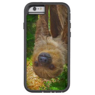 Sloth Rainforest iPhone Case