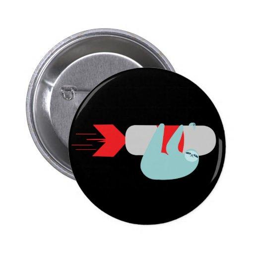 Sloth Rocket Button