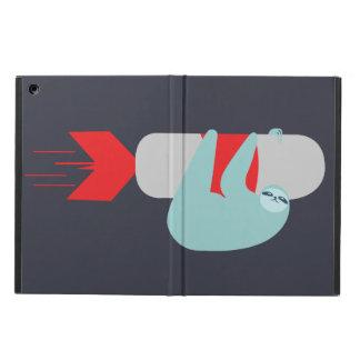 Sloth Rocket iPad Air Cover