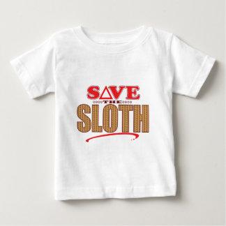 Sloth Save Baby T-Shirt