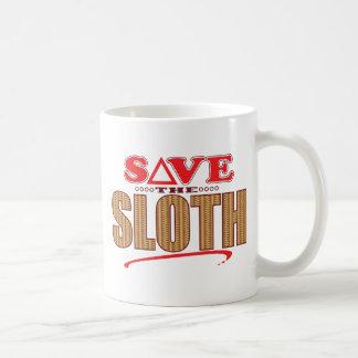 Sloth Save Coffee Mug