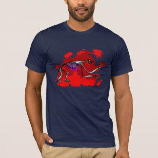 Sloth Skeleton T-Shirt (Mens)