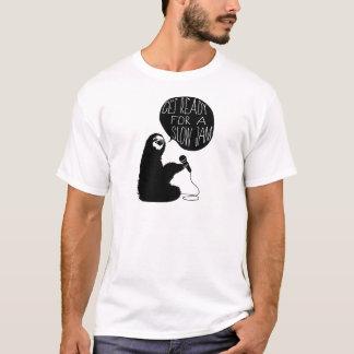Sloth Slow Jam T-Shirt