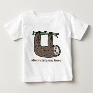 Sloth the Hero Baby T-Shirt