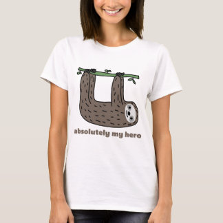 Sloth the Hero T-Shirt