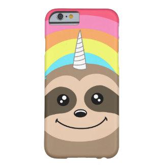 Sloth Unicorn Slothicorn Cute Rainbow iPhone Cover