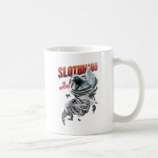 Slothnado: The Nappening Classic White Coffee Mug