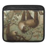 Sloths In Trees Sleeve For iPads