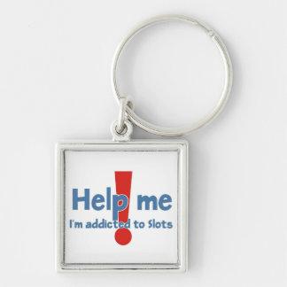 Slots Addict's Keychain