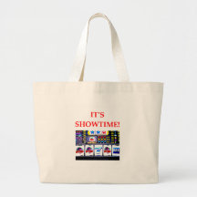 slots canvas bags