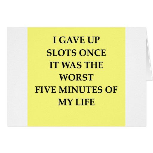 SLOTS.jpg Greeting Cards