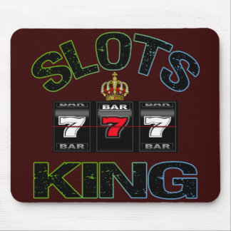 Slots King Mouse Pad