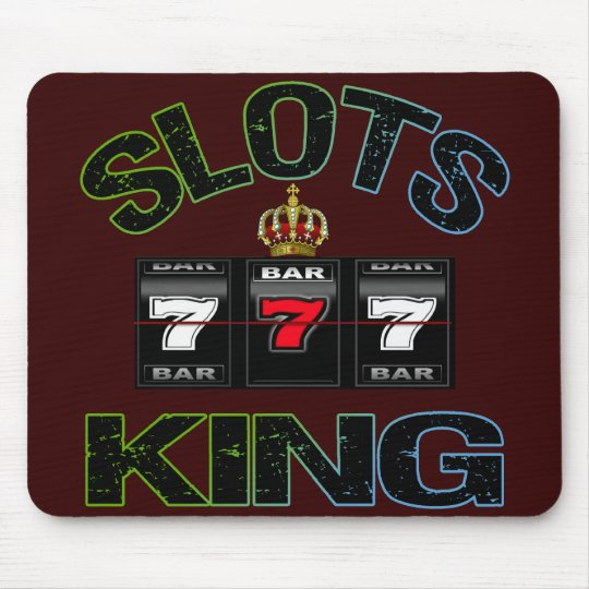 Slots King Mouse Pad